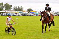Dunster Country Fair 2017 - Main Ring events